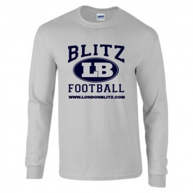 London Blitz - Team Logo Longsleeve T Shirt