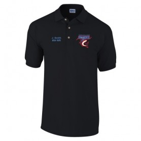 HACL Sharks - Custom Embroidered Polo Shirt