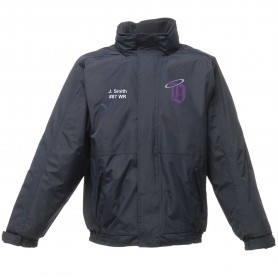 Durham Saints - Embroidered Heavyweight Dover Rain Jacket