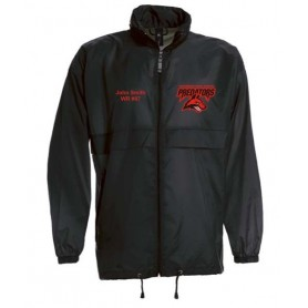 HACL Predators - Custom Lightweight College Rain Jacket
