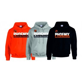 Tamworth Phoenix - Athletic Logo Hoodie