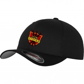 ICENI - Embroidered Flex Fit Cap