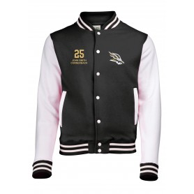 Clyde Valley Blackhawks - Custom Embroidered Varsity Jacket
