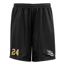 Clyde Valley Blackhawks - Custom Embroidered Mesh Shorts