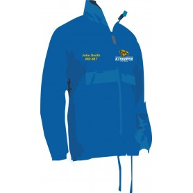 Surrey Stingers - Custom Lightweight College Rain Jacket