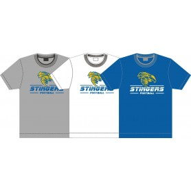 Surrey Stingers - Text Logo T-Shirt 1