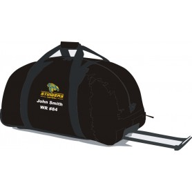 Surrey Stingers - Custom Embroidered Wheelie Holdall