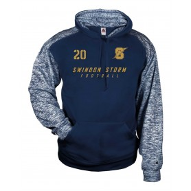 Swindon Storm - Printed Sport Blend Hoodie
