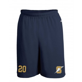 Swindon Storm - Embroidered Money Mesh Pocket Shorts