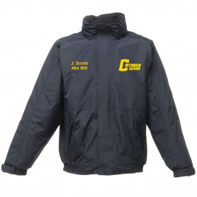 Nottingham Ceasars - Custom Embroidered Heavyweight Dover Rain Jacket