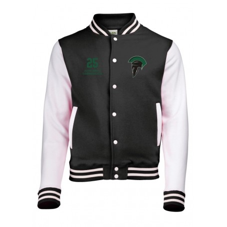 AFC Spartans - Custom Embroidered Varsity Jacket