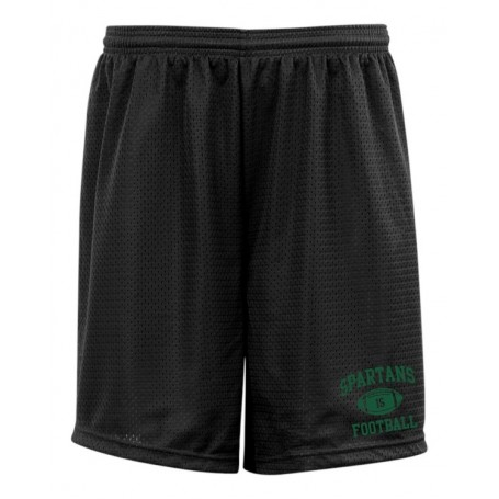 AFC Spartans - Custom Printed Mesh Shorts