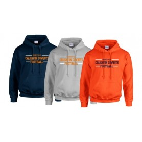 Craigavon Cowboys - Property Of Logo Hoodie