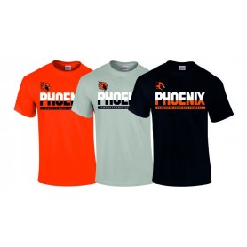 Tamworth Phoenix - Athletic Logo T-Shirt