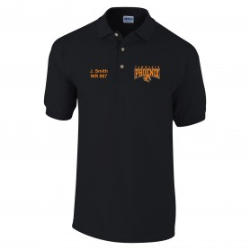 Tamworth Phoenix - Custom Embroidered Polo Shirt