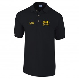 Sheffield Sabres - Custom Embroidered Polo Shirt