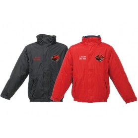 Cambridge Cats - Customised Heavyweight Dover Rain Jacket