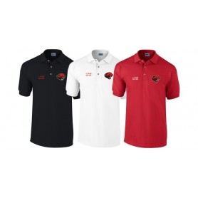 Cambridge Cats - Customised Embroidered Polo Shirt