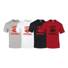 Cambridge Cats - Custom Ball Logo 1 T-Shirt