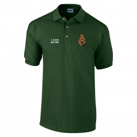 Nottingham Bears - Customised Embroidered Polo Shirt