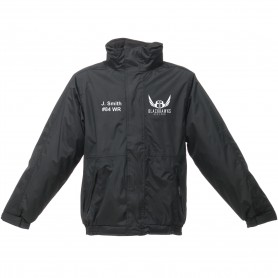Bedford Blackhawks - Embroidered Heavyweight Dover Rain Jacket