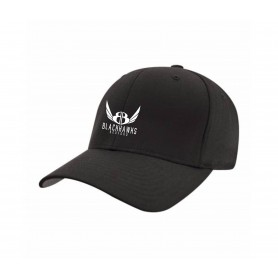 Bedford Blackhawks - Embroidered Flex Fit Cap