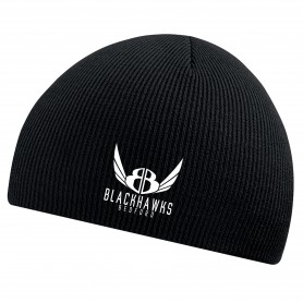 Bedford Blackhawks - Embroidered Beanie Hat