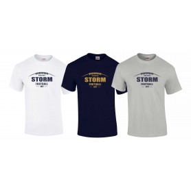 Swindon Storm -  Laces Logo T Shirt