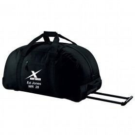 Kent Exiles - Embroidered Wheelie Holdall 2