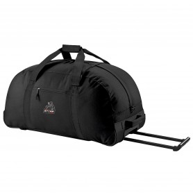 Darlington Steam - Embroidered Wheelie Holdall