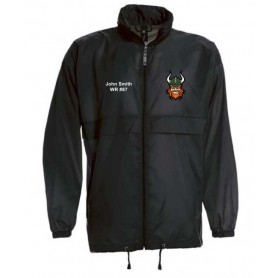 Edge Hill Vikings - Lightweight College Rain Jacket