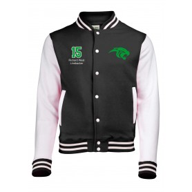 OBU Panthers - Embroidered Varsity Jacket