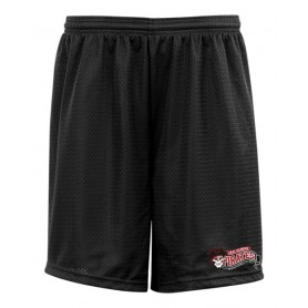 East Kilbride Pirates - Coach's Pirates Embroidered Mesh Shorts