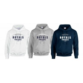 Worcester Royals - Laces Logo Hoodie