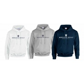Worcester Royals - Text Logo Hoodie