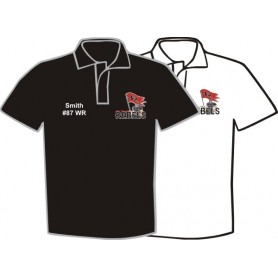 Dublin Rebels - Embroidered Polo Shirt