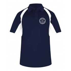 Peak Fitness - Embroidered Hook Polo Shirt