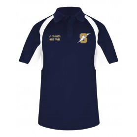 Swindon Storm - Custom Hook Polo Shirt