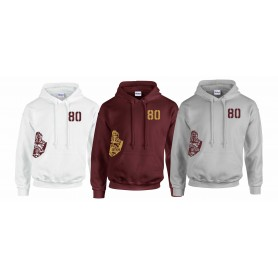 Northants Knights - Custom Side Logo Hoodie