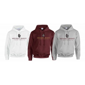 Northants Knights - Text Logo Hoodie