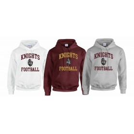 Northants Knights - Football Logo Hoodie