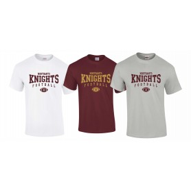 Northants Knights - Custom Ball Logo 2 T-Shirt