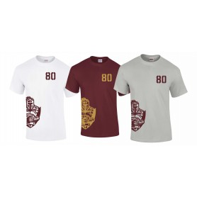 Northants Knights - Custom Side Logo T-Shirt