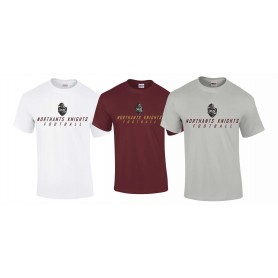 Northants Knights - Text Logo T-Shirt