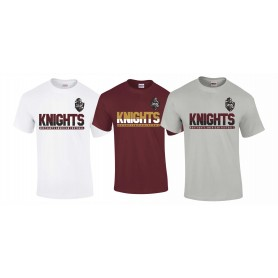 Northants Knights - Athletic Split Text T-Shirt