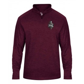 Northants Knights - Embroidered Tonal Blend Sport 1/4 Zip
