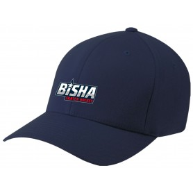 BiSHA - Embroidered Flex Fit Cap