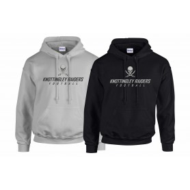 Knottingley Raiders - Text Logo Hoodie