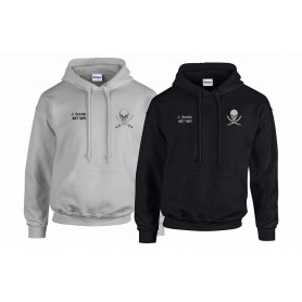 Knottingley Raiders - Customised Embroidered Hoodie