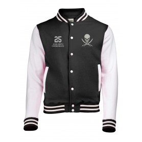 Knottingley Raiders - Embroidered Varsity Jacket